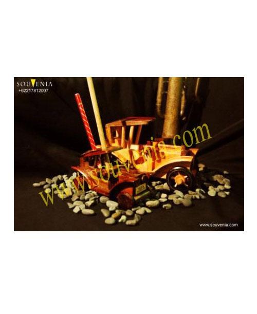 Souvenir-Tempat-Pensil-Mobil-Kuno-K17