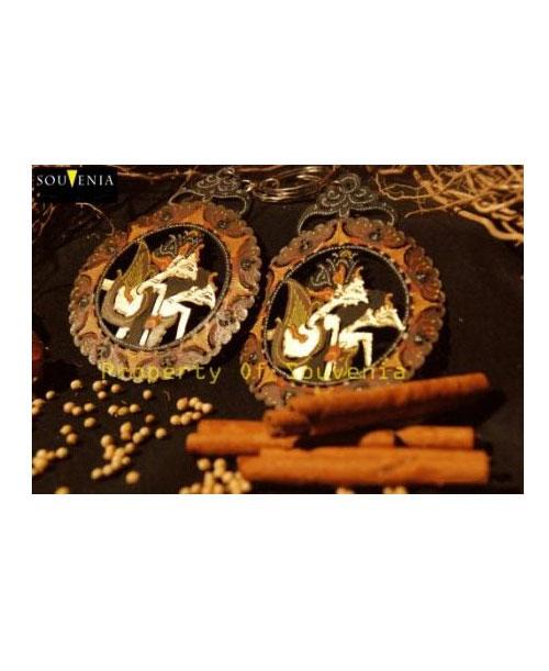 Souvenir-Gantungan-Kunci-Wayang-Bahan-Halus-HK1