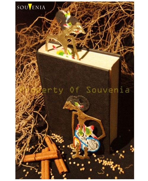 Souvenir-Pembatas-Buku-Kepala-Wayang-HK3