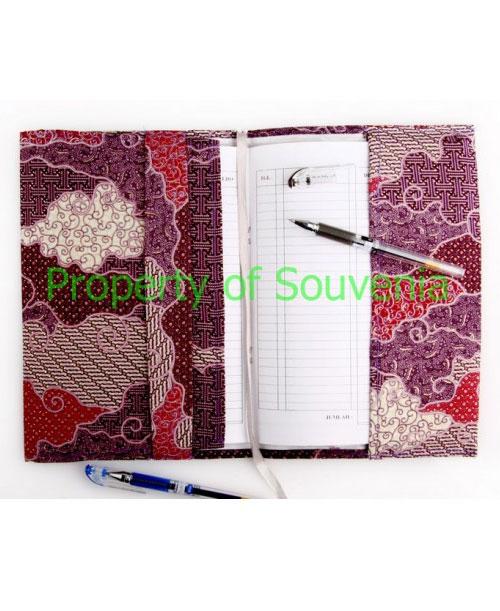 Souvenir-Sampul-Buku-Batik-L33