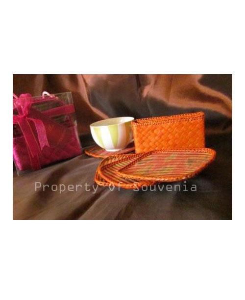 Souvenir-Tatakan-Gelas-Pandan-Batik-Isi-4-A34